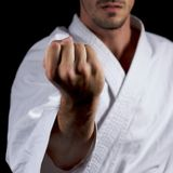 Karateka Royalty Free Stock Images