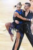 Karatkevich Vladimir y Kravchenko Nataliya Performs Adult Latin-American Program imagen de archivo