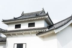 Karatsu Castle. Beautiful sightseeing scenery landscape royalty free stock image