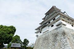 Karatsu Castle. Beautiful sightseeing scenery landscape royalty free stock images
