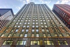 Karbid-und Kohlenstoff-Gebäude - Chicago stockbilder