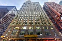 Karbid-und Kohlenstoff-Gebäude - Chicago stockfotografie