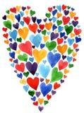 8 karciana dzień eps kartoteka zawierać valentine Obrazy Royalty Free