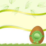 karciana Easter jajka taśma Obraz Stock