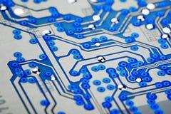 karciana elektroniczna powierzchnia Zdjęcia Royalty Free