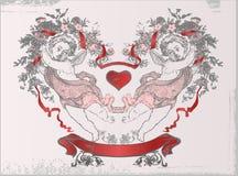 karciana miłość Fotografia Stock