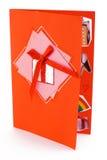 karciana poczta Zdjęcia Stock