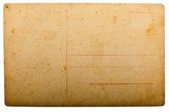 karciana stara poczta Fotografia Stock