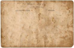 karciana stara poczta Obrazy Royalty Free