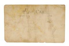 karciana stara poczta Obraz Royalty Free