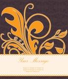 karcianego dzień ilustracyjny zaproszenia s valentine wektoru rocznika ślub Obrazy Royalty Free
