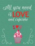 karcianego dzień szczęśliwi valentines Obraz Royalty Free