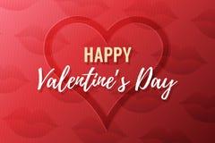 karcianego dzień szczęśliwi valentines ilustracji