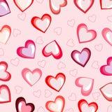 karcianego dzień szczęśliwi valentines wektor Obraz Stock