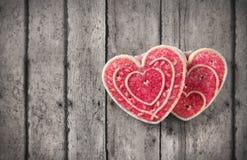 karcianego dzień eps10 powitania ilustracyjny s valentine wektor Zdjęcia Stock