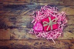 karcianego dzień eps10 powitania ilustracyjny s valentine wektor Obrazy Stock
