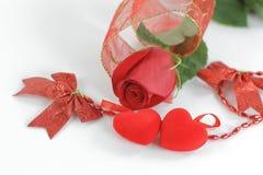 karcianej dzień projekta dreamstime zieleni kierowa ilustracja s stylizował valentine wektor Fotografia z kopii przestrzenią Obrazy Royalty Free