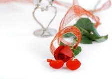 karcianej dzień projekta dreamstime zieleni kierowa ilustracja s stylizował valentine wektor Fotografia z kopii przestrzenią Obraz Stock
