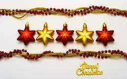 karciani cristmas obraz royalty free