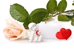 karciani dni valentines Obraz Stock