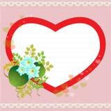 karciani dzień powitania valentines Zdjęcia Stock