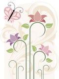 karciani kwiaty Obrazy Royalty Free