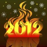 karciani nowy rok Zdjęcie Royalty Free