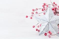 karciany bożego narodzenia powitanie Świąteczna dekoracja na bokeh tle koncepcja nowego roku kosmos kopii Mieszkanie nieatutowy O fotografia royalty free