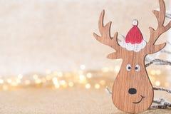 karciany bożego narodzenia powitanie Świąteczna dekoracja na bokeh tle koncepcja nowego roku kosmos kopii Mieszkanie nieatutowy O obrazy royalty free