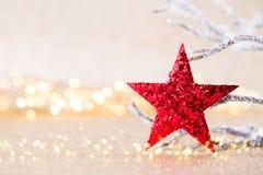 karciany bożego narodzenia powitanie Świąteczna dekoracja na bokex srebrze z powrotem fotografia royalty free