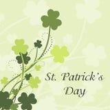 karciany dzień Patrick s st Zdjęcie Royalty Free