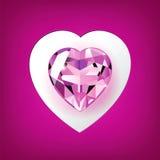 karciany dzień powitania s valentine Royalty Ilustracja