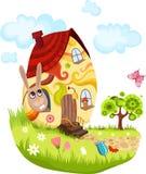 karciany Easter Zdjęcia Royalty Free