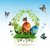 karciany Easter Fotografia Stock