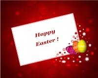 karciany Easter Zdjęcie Royalty Free