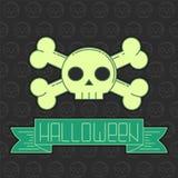 karciany Halloween Obrazy Stock