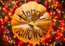karciany Halloween Fotografia Royalty Free