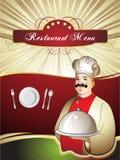 karciany menu Fotografia Royalty Free