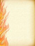 karciany ogień Obrazy Stock