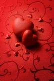 karciany valentine Obrazy Royalty Free