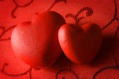 karciany valentine Zdjęcie Royalty Free