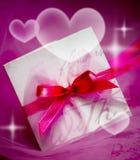 karciany valentine Obraz Royalty Free