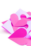 karciany valentine Fotografia Stock