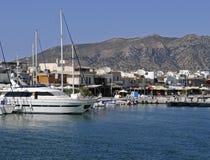 Kardamena, île de Kos, Grèce Images libres de droits