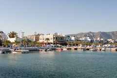 Kardamena Harbor Kos Stock Photos