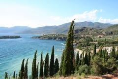 Kardamili Griechenland Stockbilder