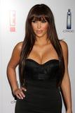 金Kardashian 免版税图库摄影