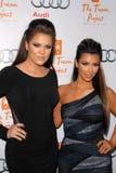 kardashian khloe Стоковые Изображения
