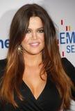 kardashian khloe Arkivbild