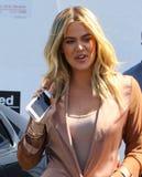 kardashian khloe Стоковое Изображение RF